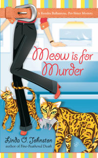 Meow Is For Murder